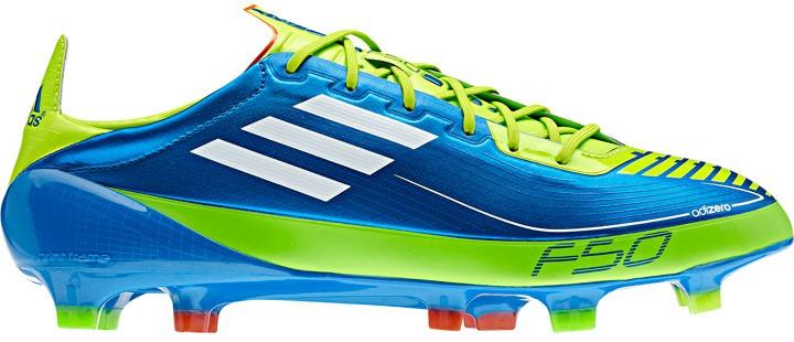 Zapatos De Futbol Adidas Azules 2017