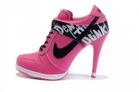 botas nike para mujer