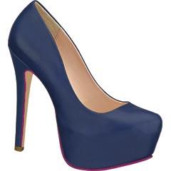 zapatos de mujer andrea azules