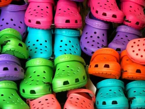 zapatos crocs para mujeres