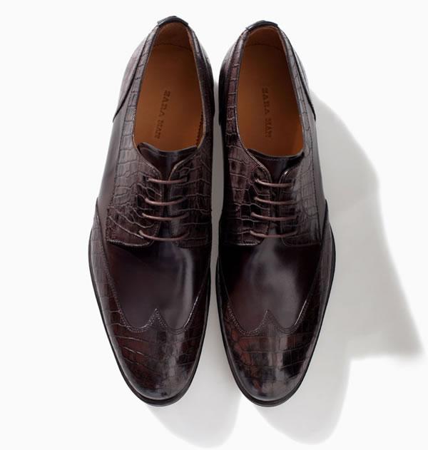 zapatos de moda para hombres