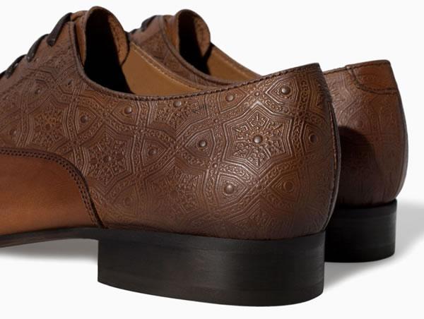 zapatos marron claro hombres