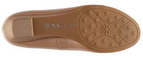 Zapatos de moda bajos para mujer