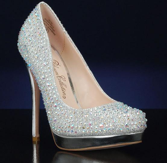 zapatos para novia con plataforma