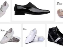 modelos de zapatos dior hombres