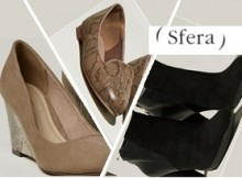 zapatos de mujer Sfera