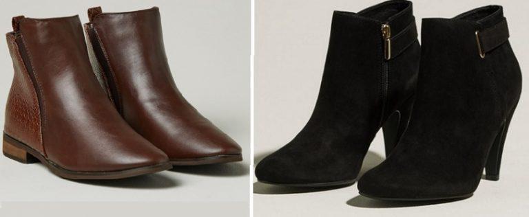 zapatos de mujer sfera botines-2