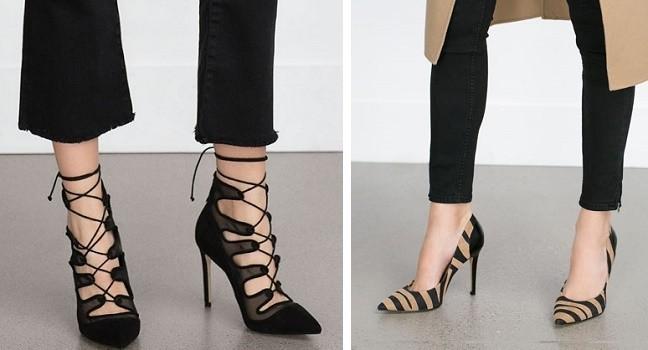 zapato de vestir Zara