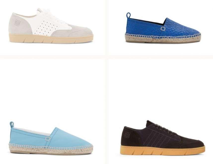 zapatos loewe hombres