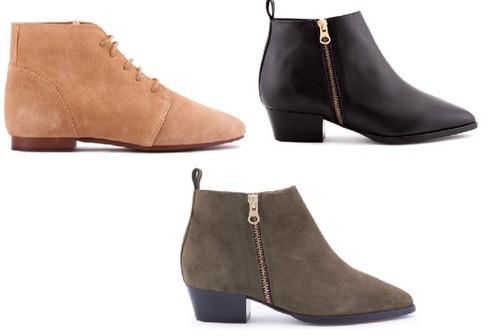 Zapatos tipo Botín Bimba y Lola
