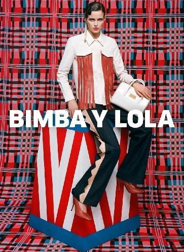 Bimba y Lola zapatos y accesorios