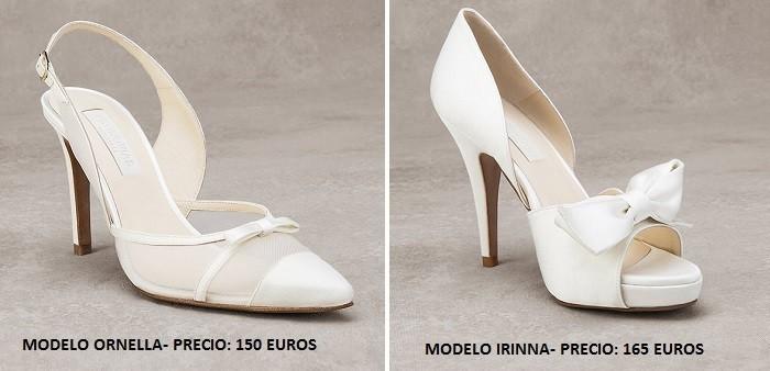 Ofertas de Pronovias zapatos de mujer-1