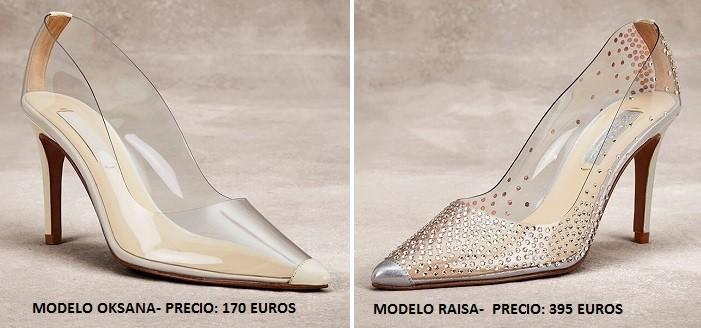 Modelos Pronovias transparentes