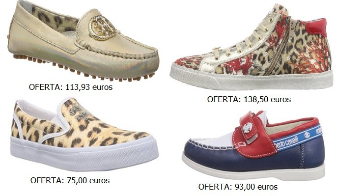 zapatillas y mosines en oferta