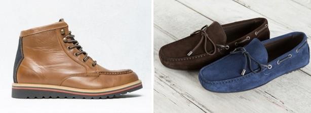 Zapatos casuales Cortefiel para hombre