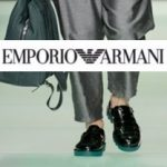 Armani zapatos para hombre