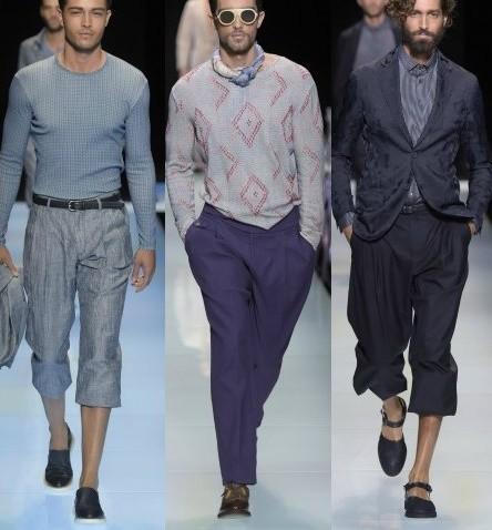 Modelos zapatos Armani