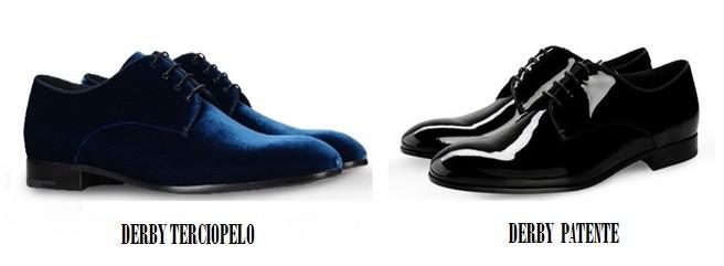 Zapatos Derbys de Armani