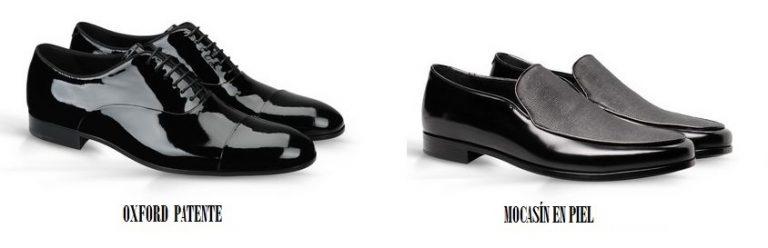 Zapatos de vestir Armani