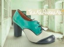 Trakabarraka zapatos dama