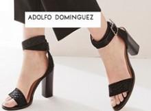 Adolfo Domínguez, nuevos modelos zapatos