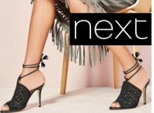 Ofertas zapatos mujer next