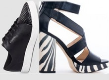 zapatos de mujer Calvin Klein