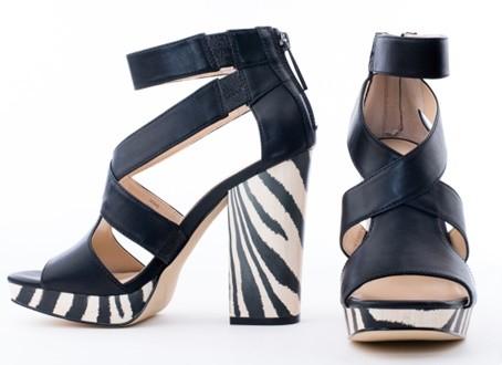 Zapatos de mujer Calvin Klein, Animal Print