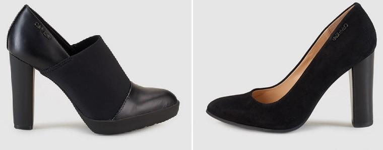 zapatos de vestir Calvin Klein