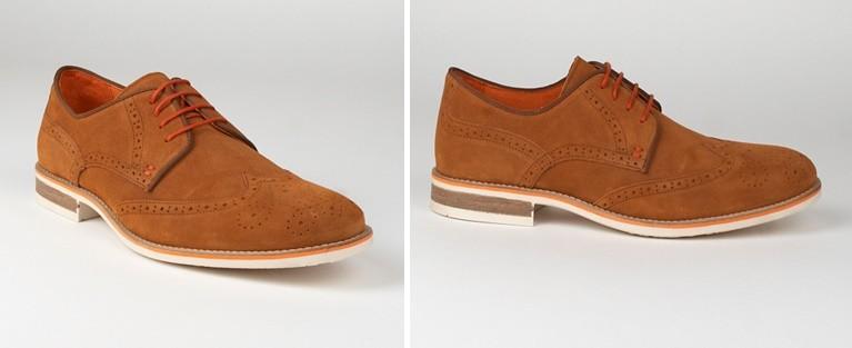 Modelo Blücher Zapatos Hombre de Macson