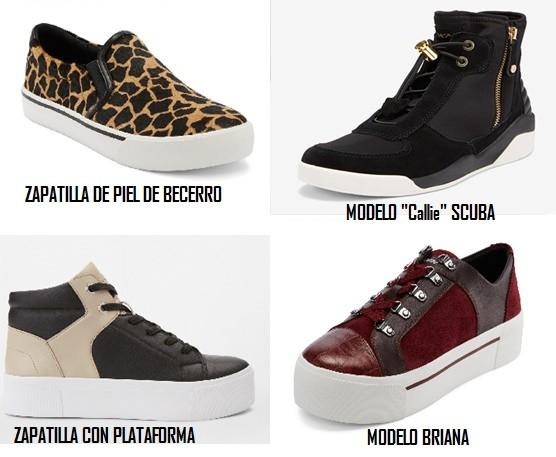 Zapatillas de mujer DKNY