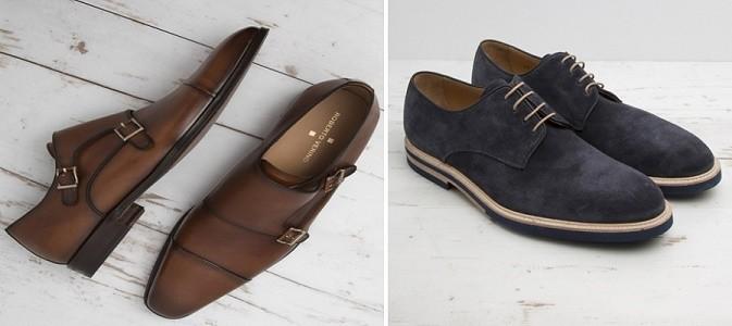 Zapatos de vestir Roberto Verino