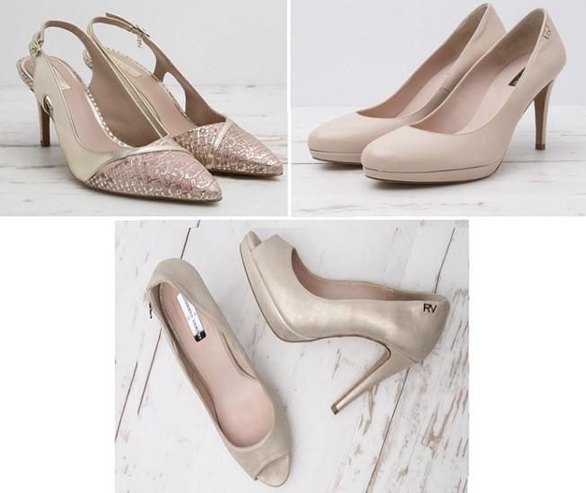 Zapatos color nude para Primavera verano