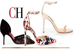 f50bedea9 Zapatos CAROLINA HERRERA: nuevo catálogo 【2019】zapatos de moda