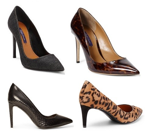 Zapatos pumps de Laurent