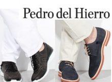 Pedro del Hiero calzado para HOMBRE