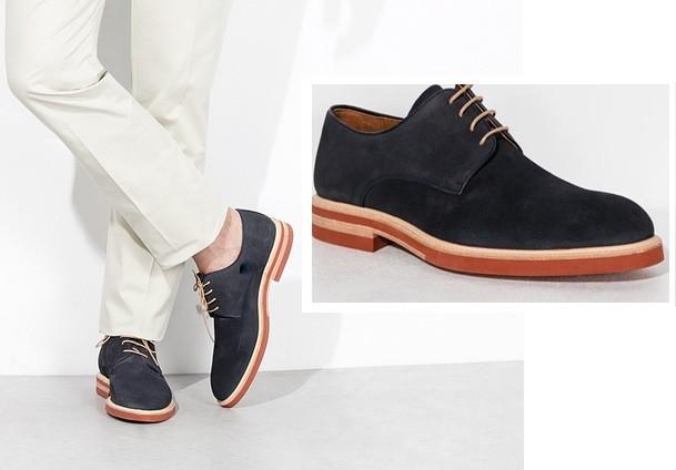 Look urbano al estilo Pedro del Hierro calzado para Hombre