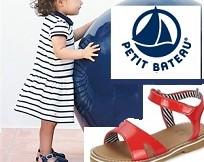 Petit Bateau, calzado para NIÑAS
