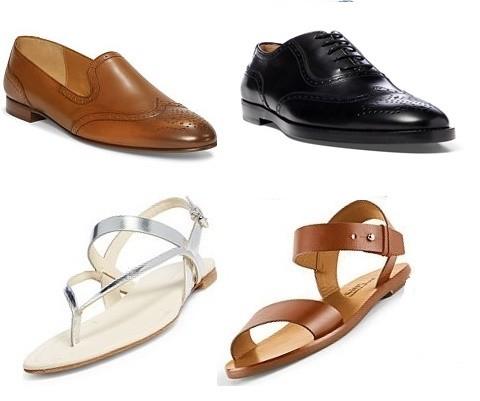 Zapatos y Sandalias Planas