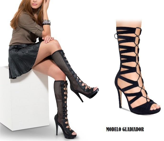 Price Shoes sandalias tipo gladiador