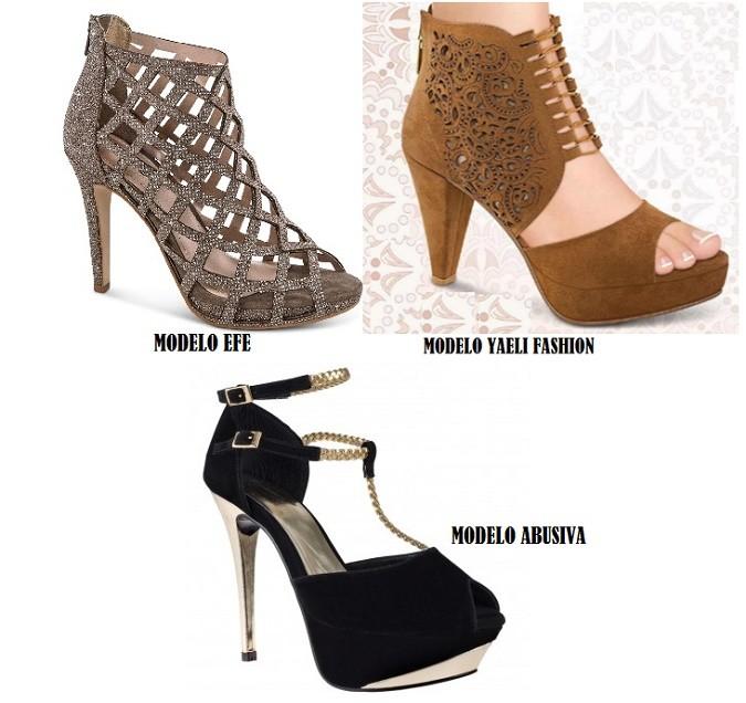 Sandalias de tacón en Price Shoes