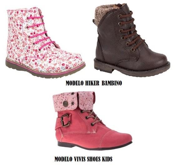 Botas cortas en zapatos PRICE SHOES para Ninas