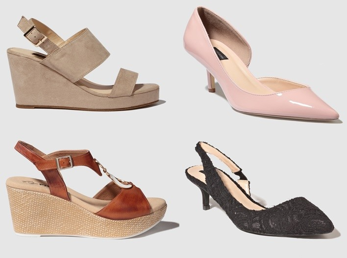 10a453d1e Catálogo zapatos HIPERCOR para mujer  2019 zapatos de moda