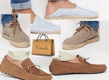 Catálogo NICOLI zapatos hombre
