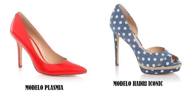 Zapatos Guess para dama