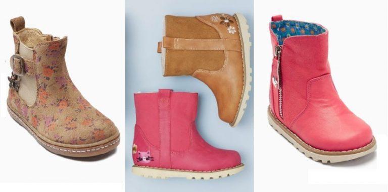 Colección de botas y botines NEXT