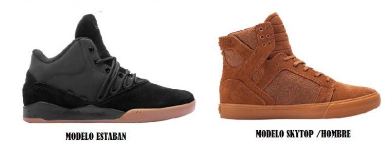 Supra Zapatos 2016