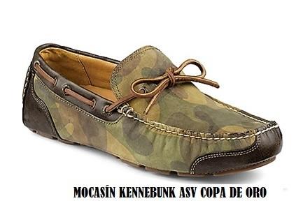 Modelo de Sperry Zapatos