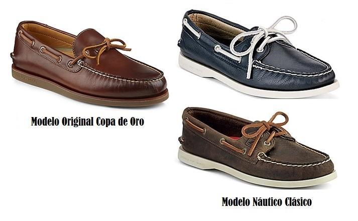 Sperry zapatos hombre