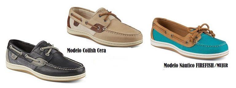 Nuevos modelos Sperry Zapatos